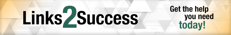 Links To Success banner