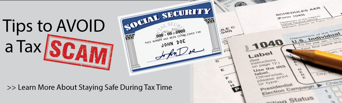 Tips to avoid a tax scam