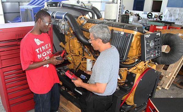 Heavy Equipment Mechanics - Belle Glade campus