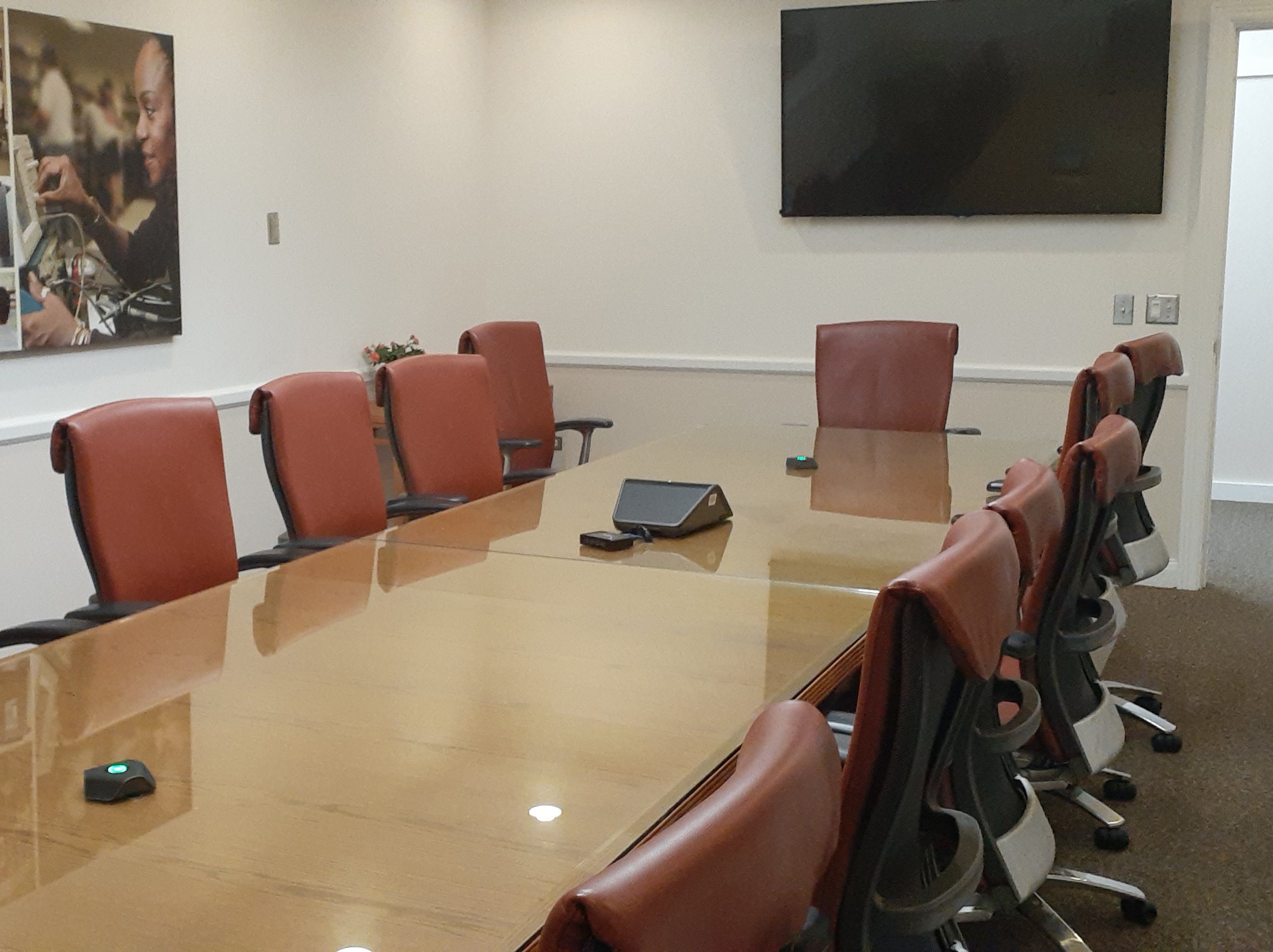 image of conference room b