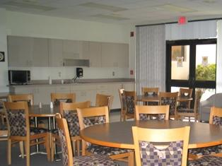 decorative image of faculty/staff lounge