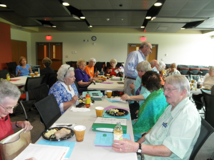 October 2012 meeting