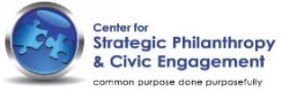 Center for Strategic Philanthropy & Civic Engagement logo