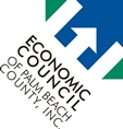Economic Council of Palm Beach County, Inc. logo