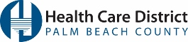 Health Care District Logo