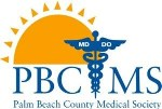 Palm Beach County Medical Society logo