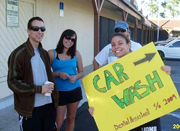 Fundraiser event - car wash