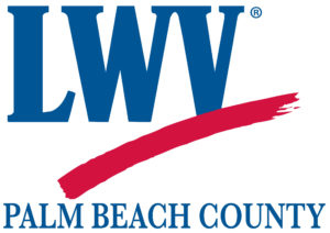 League of Women Voters of Palm Beach County logo