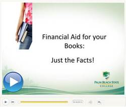 Financial Aid for your Books
