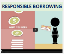 Responsible Borrowing