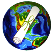 Green Grad earth image
