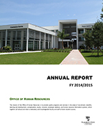 FY 2014/2015 Annual Report