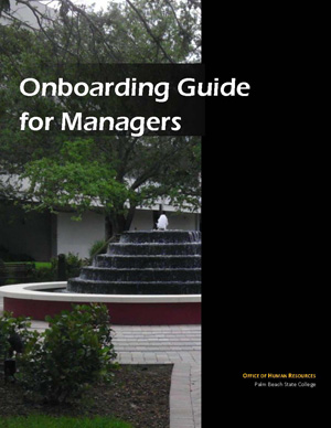 Onboarding Guide for Managers