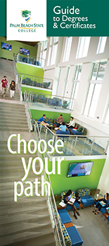 Choose Your Path brochure cover