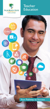 teacher Education brochure cover