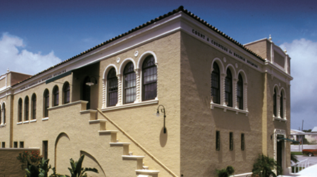 PBSC Historical Building photo