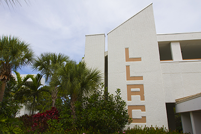 picture of exterior of LLRC building