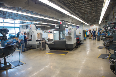 Machining Lab