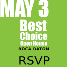RSVP May 3 Event