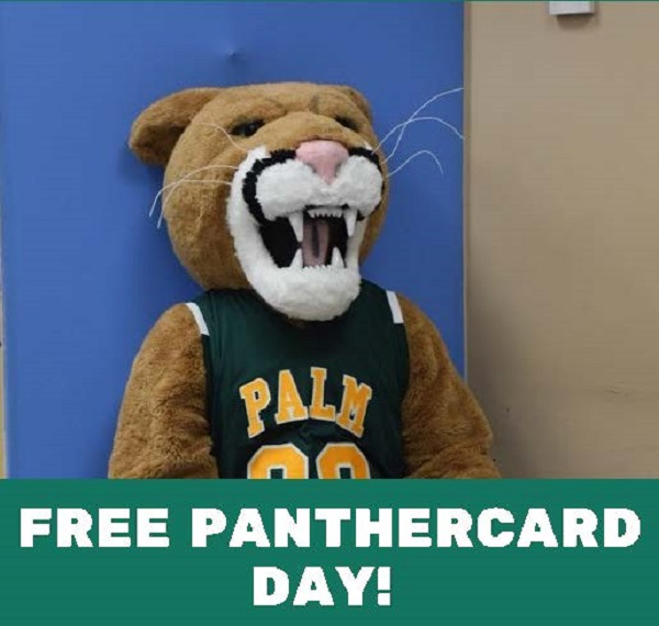 Free PantherCard day