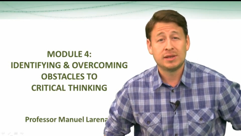 Thumbnail for Module 4: Identifying and Overcoming Obstacles