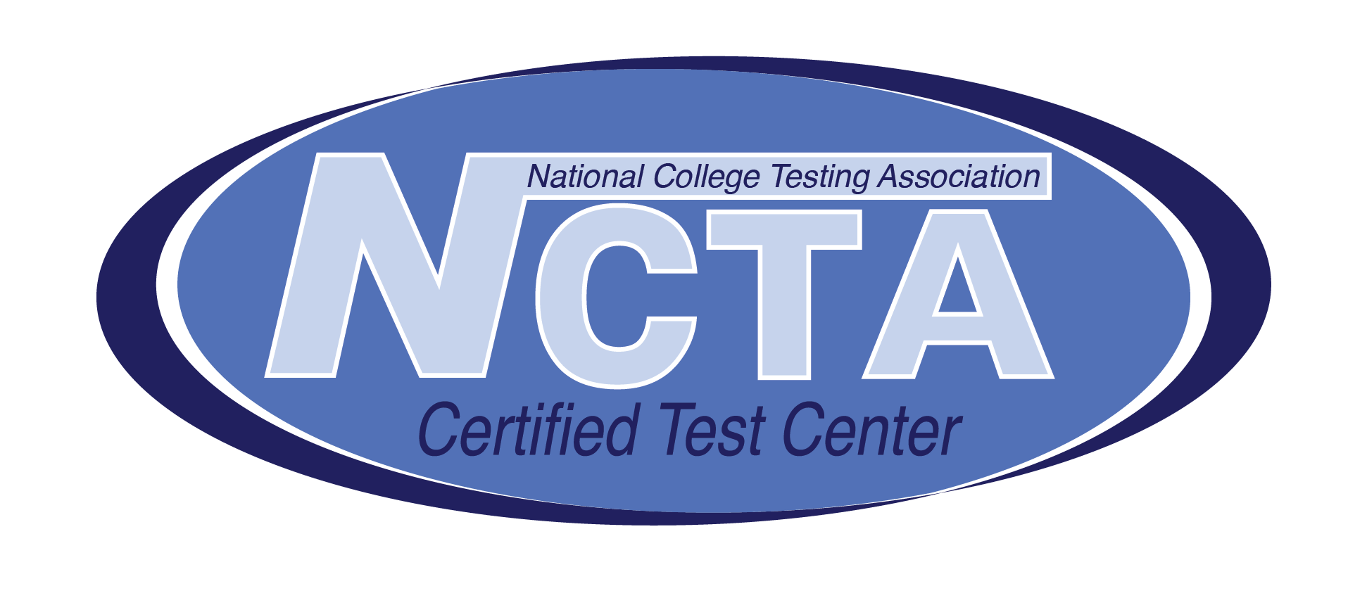 National College Testing Association Logo 2019