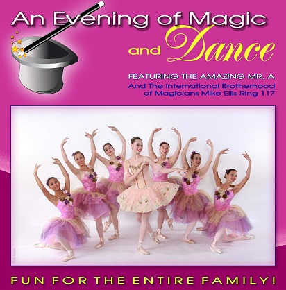 An Evening of Magic and Dance