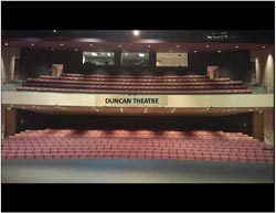 Duncan Theatre Center Stage