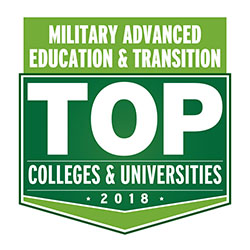 2018 Top School, Military Advanced Education & Transition Journal—