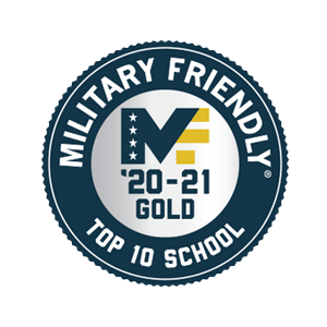 2020-21 Military Frendly Award