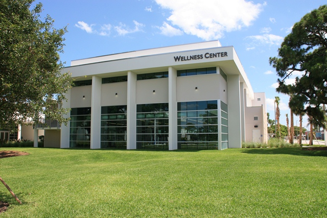 Lake Worth campus Wellness Center