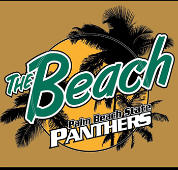 The Panther Beach graphic
