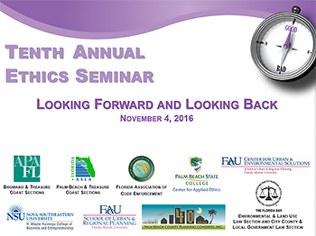 Annual Ethics Conference