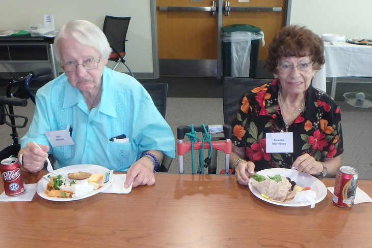 October 2015 luncheon