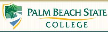Palm Beach State Logo