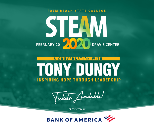 PBSC STEAM 2020 Presented By Bank of America. Tickets Available.