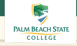 Palm Beach State College Logo