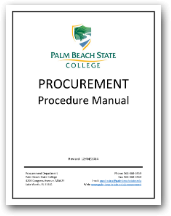 Procedure Manual