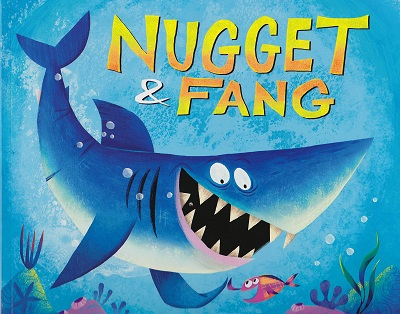 Nugget and Fang poster